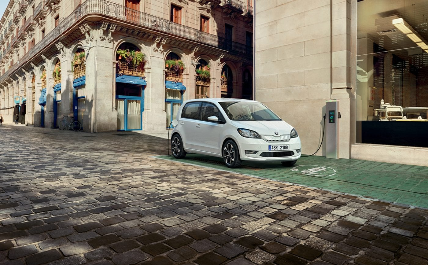 Elektrische Skoda Citigo iV leasen in 2020